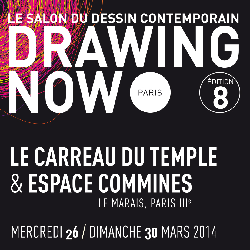 Salon du dessin contemporain - Drawing Now