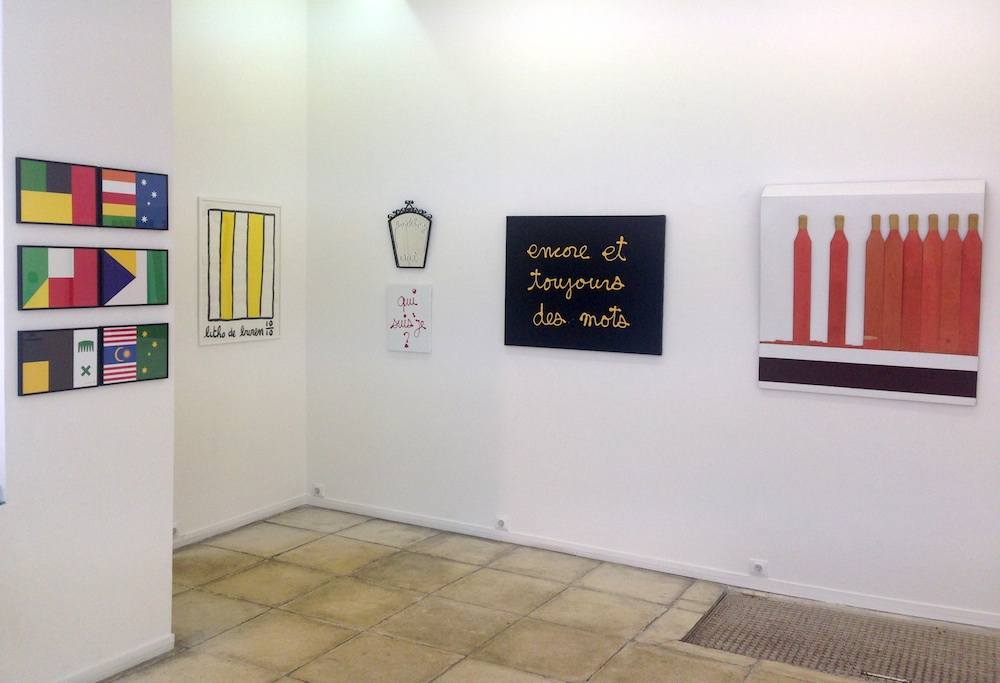 Group show - summer 2014