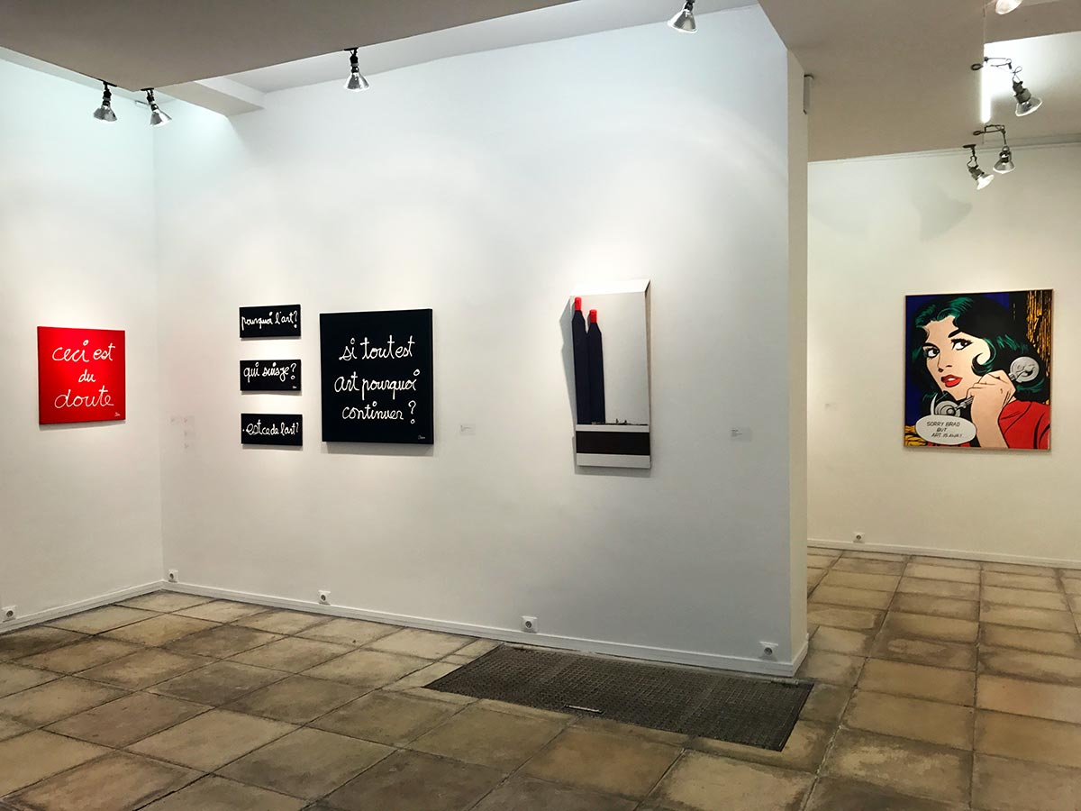 Group show April 2019