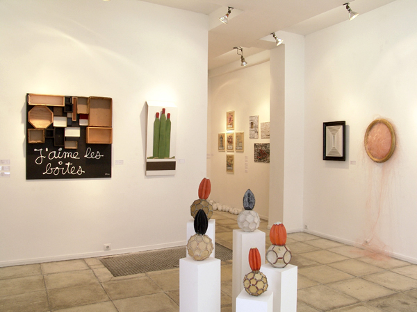 Collective exhibition 2010